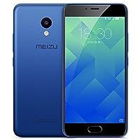 魅族 魅蓝5 全网通公开版 16GB 4G手机 双卡双待 蓝色