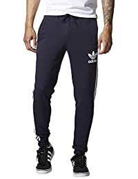adidas Originals 阿迪达斯三叶草 男子 针织运动长裤 AY7783