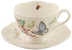 lenox 蓝纳克斯 蝴蝶草地马克杯 Blue Butterfly