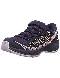 SALOMON 中性儿童 Xa Pro 3D CSWP K 越野鞋
