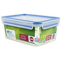 EMSA爱慕莎乐鲜系列塑料保鲜盒 508544 长方形2.3L 德国原装进口
