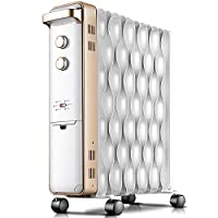 Singfun 先锋 取暖器12片高端热浪型电热油汀电暖气 DS1552(亚马逊自营商品, 由供应商配送)