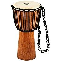 Meinl Percussion HDJ4-M Nile Series Headliner Rope Tuned Djembe, Medium: 10-Inch Diameter