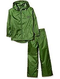 [户外产品] 儿童 防水骑行套装 素色 卡其色 儿童 自行车