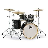Gretsch 鼓套装,黑色星尘 (CM1-E825-BS)