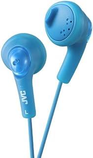 JVC GUMY 入耳式音频耳机,适用于 iPod、iPhone、MP3 和智能手机_PHA-F160-A-E