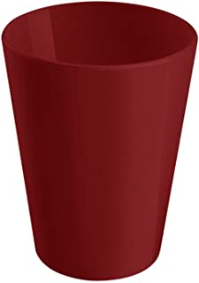 Coza Design 10218/0465 耐用塑料杯,均码,红色