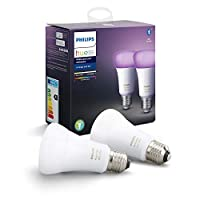 Philips 19 瓦塑料灯,白色