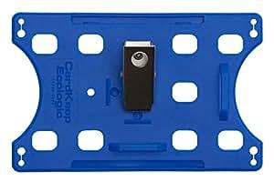 cardkeep 11231-5212 F 水平金属夹,蓝色