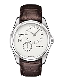 Tissot 天梭 瑞士品牌 库图系列 机械男士手表 T035.428.16.031.00