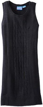 Nautica Big Girls' Cable-Knit Sweater Ju