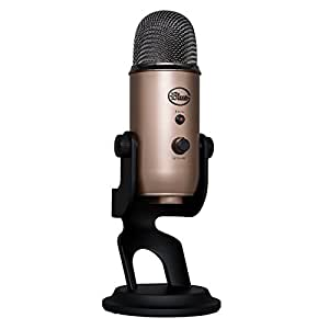 Blue Yeti USB Microphone - Aztec Copper