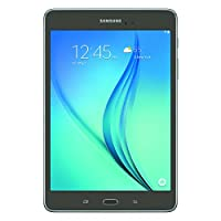 Samsung 三星 Galaxy Tab A 8英寸; 16 GB Wifi 平板电脑(烟熏钛)SM-T350NZAAXAR