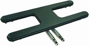 GrillPro 90770 19-1/2-Inch Cast Iron H Burner