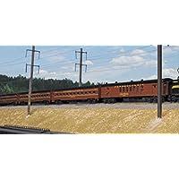 N Pennsylvania Railroad Broadway Limited 4-Car Add-on Set