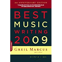 Best Music Writing 2009 (Da Capo Best Music Writing) (English Edition)