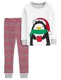 Carter ' s 男童2件套睡衣套装(幼儿/儿童)