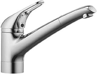 Kludi Komet 337920562 水槽单杆混合物/低压可伸缩出水嘴铬