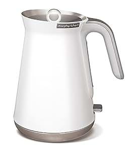 Morphy Richards Aspect 电热水壶,1.5升 白色 0 100003
