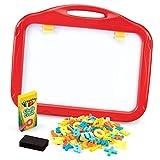 Crayola 创意趣味双面板便携式画架,多种颜色