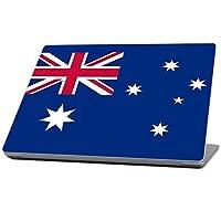 MightySkins 保护、耐用和独特的乙烯基外壳外壳,适用于 Microsoft Surface 笔记本电脑 (2017) 13.3 英寸 - 澳大利亚国旗,蓝色(澳洲旗)MISURLAP-Australian Flag  Australian Flag Microsoft Surface Laptop