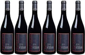 【亚马逊海外直采】Joel Robuchon 乔尔·侯布匈 Ventoux 旺度 干红葡萄酒 750ml*6 (法国品牌)