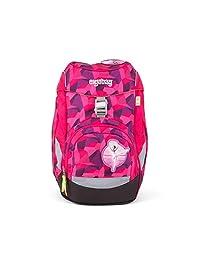 ERGOBAG DanceBear 儿童背包,35厘米,20升,粉红色石头