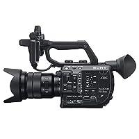 索尼PXW-FS5K/FS5M2K 摄像机 专业数码4K便携式摄录一体机 搭配FE18-105镜头 附送Aisying72mm保护镜头UV镜一个 (套餐版, FS5M2K)