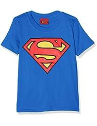 DC Comics 男款超人标志短袖 T 恤