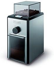DeLonghi 德龙 KG89 磨豆机 专业咖啡研磨器(塑料机壳,12杯容量),银色