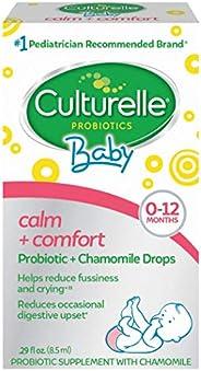Culturelle 康萃乐 婴儿舒缓洋甘菊滴剂| 0.29液体盎司/8.5ml
