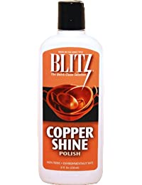 Blitz 20635 2-Pack Copper Shine Liquid Polish
