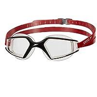 Speedo 速比涛 中性 Aquapulse Max 游泳眼镜防雾泳镜 8-097980171 黑色 均码