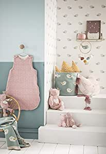 Noukies BB1860.200 成像套装,3 张海报(A3-A4),粉红色