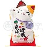 彩绘*来福招财猫(带玉)AM-Y7544