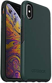 Otterbox - 苹果 iPhone Xs/X 对称手机壳 - 精美端口77-59528  Ivy Meadow (Trekking Green/Scarab)