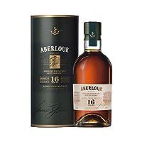 Aberlour 16年双桶单一麦芽苏格兰威士忌700ml(亚马逊自营商品, 由供应商配送)