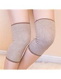 夷榀 羊绒护膝保暖老寒腿男女士加厚羊毛冬季隐形薄老年人膝盖关节防寒