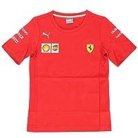 Ferrari Scuderia 2019 F1 兒童隊 T 恤