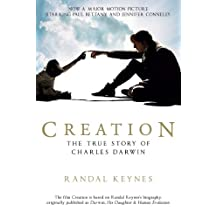 Creation (Movie Tie-In): Darwin, His Daughter & Human Evolution (English Edition)