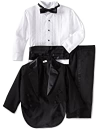 Joey Couture Little Boys' Little Tuxedo Tail Suit