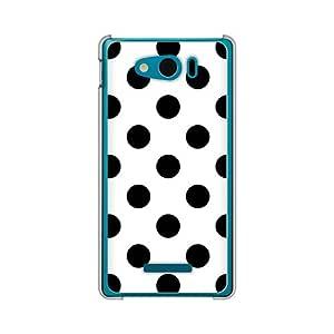 CaseMarket SoftBank AQUOS PHONE Xx mini (303SH) 聚碳酸酯 透明硬壳 [ 情趣用品 ・盖努 - 白色 ]