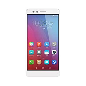 HUAWEI 华为 荣耀畅玩5X KIW-TL00H 双卡双待 移动版 智能手机(银色)