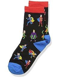 K. Bell Socks 男孩大新颖圆领衫