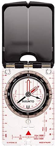 Suunto® MC2G 导航指南针 带全球针数指标