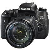 Canon/佳能专业数码单反相机 EOS 760D套机(18-135 STM)