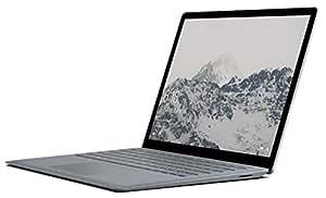 Microsoft Surface 笔记本 铂金 Intel Core i7, 8GB RAM, 256GB