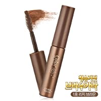 ETUDE HOUSE 颜色 MY brows  # 1?Rich 棕色