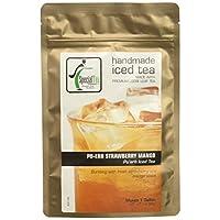 Special Tea Strawberry Mango, Iced Pu-erh Tea Makes 1 Gallon, Strawberry Mango, 1 Ounce