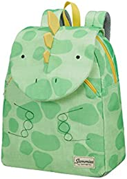 SAMSONITE Happy Sammies - Children Backpack S School Backpack, 28 cm, 7.5 liters, Multicolour (Dino Rex)